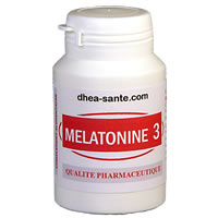 Mélatonine 3 Mg